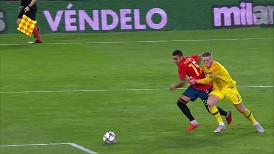 UEFA Nations League. Post-partido: España - Inglaterra (2)