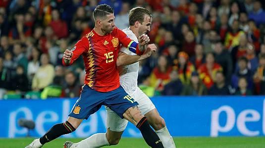 UEFA Nations League 2018: España - Inglaterra