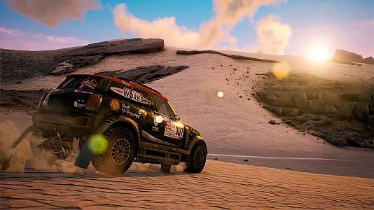 Así se conduce en Dakar 18: cinco minutos de gameplay