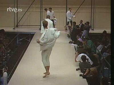 Las pasarelas de moda de 1988