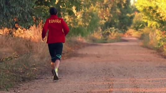 Atletismo: Tina María Ramos