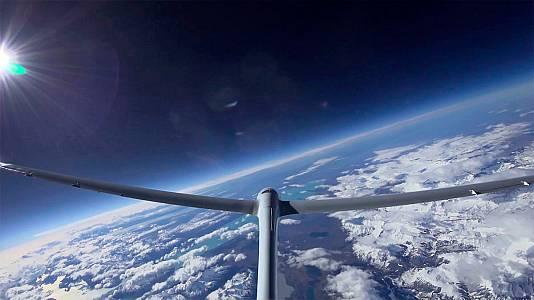 Exploradores de la estratosfera