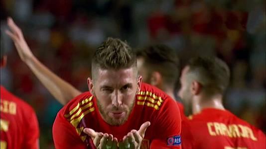 UEFA Nations League Previo Croacia - España (1)
