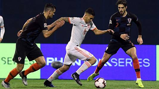 UEFA Nations League 2018: Croacia - España