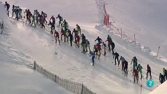 L'estació d'esquí Vall de Boí Taüll