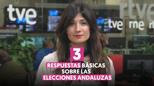 Tres respuestas básicas sobre las elecciones en Andalucía
