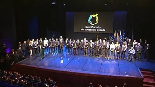 Premios Gran Canaria Isla Europea del Deporte - 25/11/2018