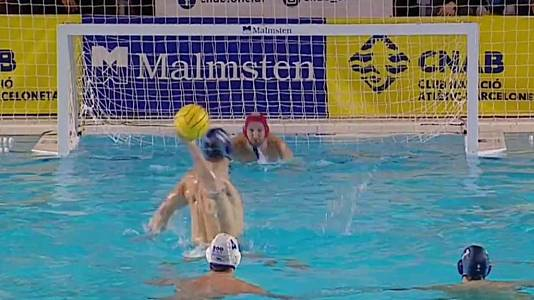 Liga Europea. 5ª jornada: CN. At. Barceloneta - Pro Recco