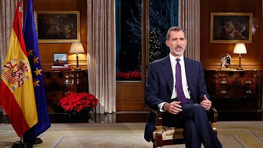 Mensaje de Navidad de Su Majestad el Rey de 2018
