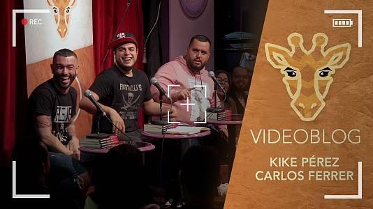 Programa 3: Kike Pérez y Carlos Ferrer