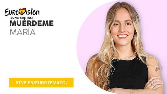 """Eurotemazo: versión final de """"Muérdeme, por María Villar"""