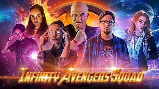 Mira ya 'Infinity Avengers Squad'