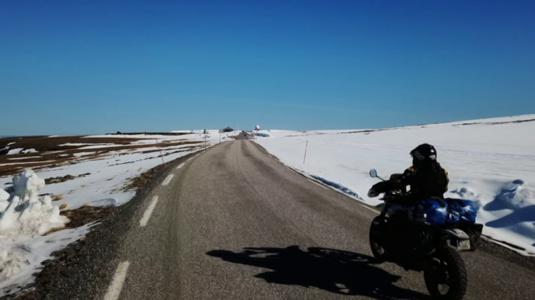 Carreteras extremas: Regresando a Asia Central