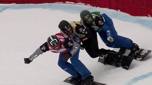 Snowboard - Copa del Mundo 2018/2019 Finales Snowboard Cross Prueba Feldeberg
