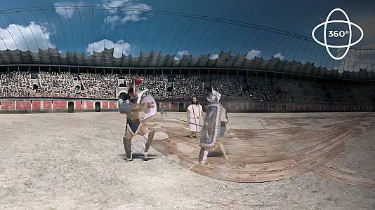 Ingeniería romana 360º: Así luchaban los gladiadores romanos