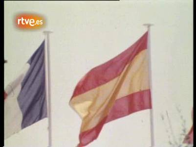 Españoles en Cannes 1983