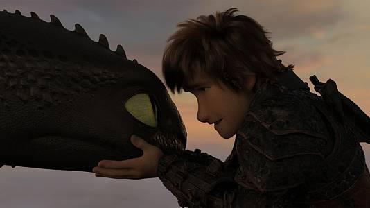 Tráiler  de 'Cómo entrenar a tu dragón 3'