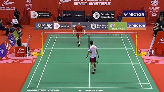 'Spain Masters 2019' Semifinal: Individual Masculino