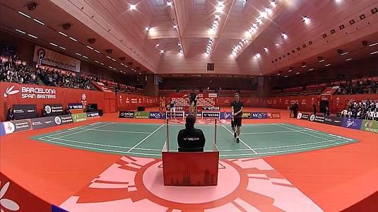 'Spain Masters 2019' Final: Individual Masculino