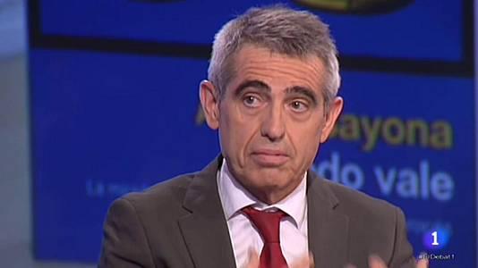 Antoni Bayona, lletrat del Parlament