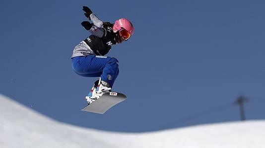 Copa del Mundo Finales SnowboardCross Prueba Baqueira Beret