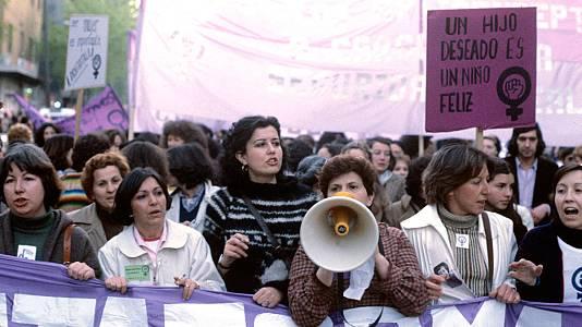 El feminismo de hace 40 años
