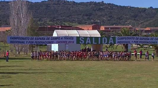 Campeonato de España Carrera sub-20 Masculina