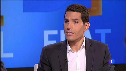 Nacho Martín Blanco, diputat de Ciutadans