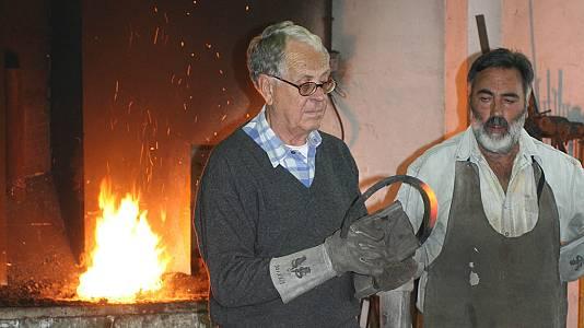 La forja de Martín Chirino