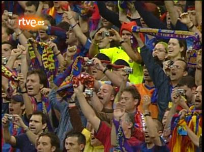 Barça, campió d'Europa en 2006