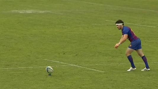 21ª jornada: Complutense Cisneros - Barça Rugby