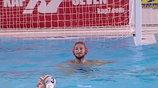 Liga Europea 12ª jornada: CN AT. Barceloneta - Dynamo Moscú