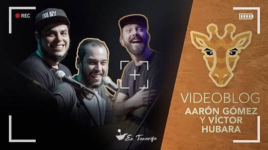 Mira ya el programa 9 con Aarón Gómez y Víctor Hubara