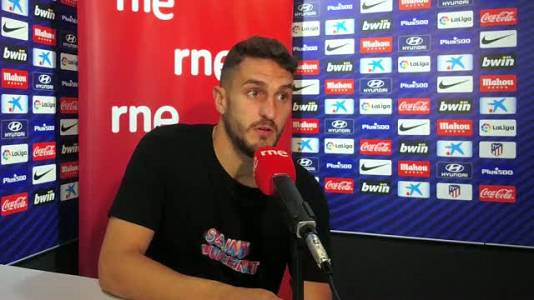 Radiogaceta de los deportes - Koke sobre el Barça