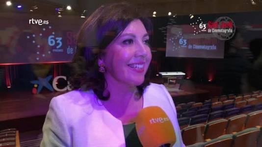 Conxita Casanovas ens explica la Gala dels Premis