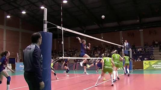 Superliga Iberdrola Femenina 2018/2019 Playoff Final 3º part