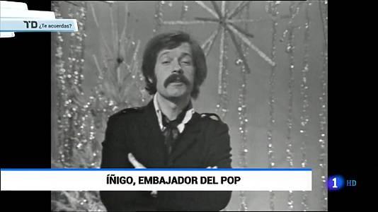 José María Íñigo, embajador del pop