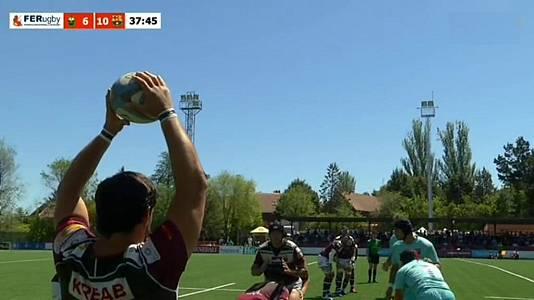 Liga División de Honor masculina Play off 1/4 Final