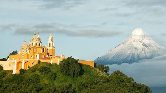 Vivir bajo el volcán 'Don Goyo'