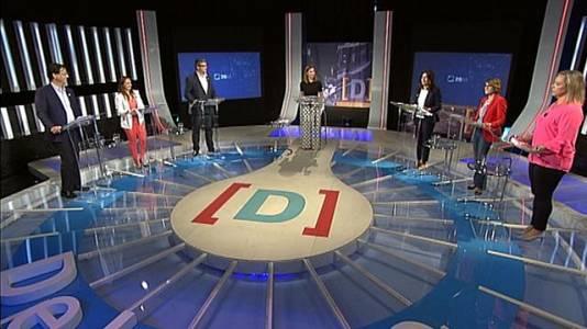 El Debate de La 1 Canarias - 09/05/2019