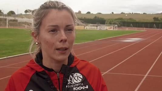 Atletismo: Tania Carretero