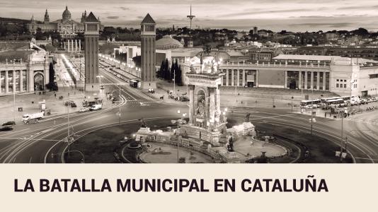 Cinco claves de las elecciones municipales del 26M en Cataluña