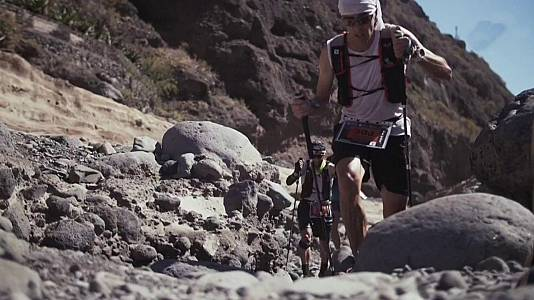 Ultra trail Transvulcania 2019
