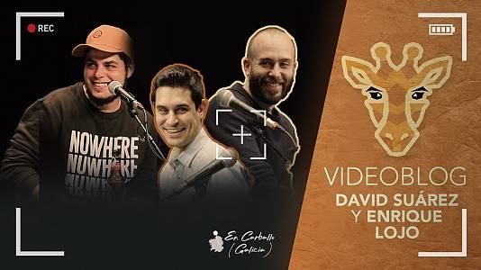 Mira ya el programa 12 con David Suárez y Enrique Lojo