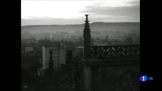 Incendio en la catedral de León