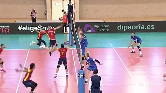 Liga Europea Masculina 2018/19: España - Estonia