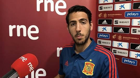 """Parejo: """"No tengo noticias del interés del Barcelona"""""""