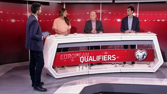 Programa Clasificación Eurocopa 2020 - 06/06/19