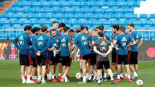 Programa Clasificación Eurocopa 2020 - 09/06/19