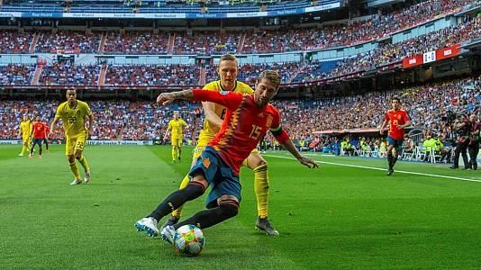 UEFA Qualifiers 2019: España - Suecia
